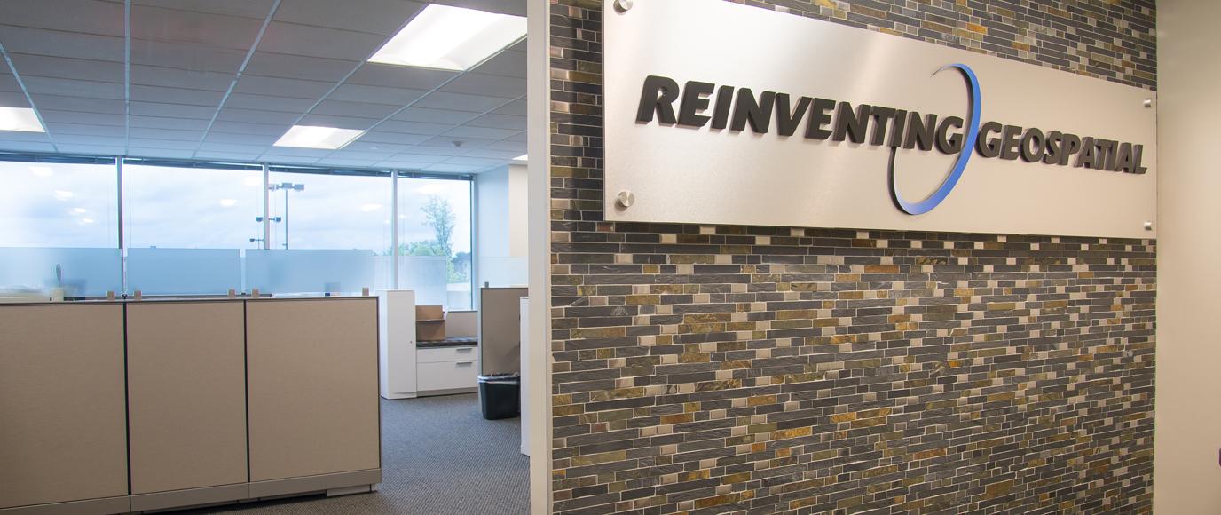 Reinventing Geospatial Corporate Interior Ultra Company